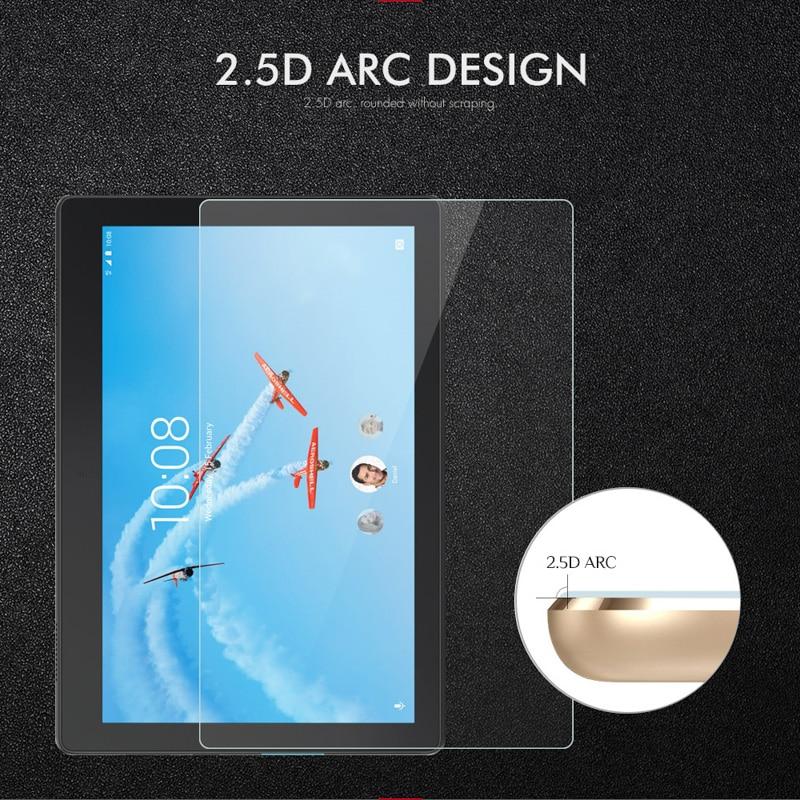 Tab 8 TB-8304F TB-8304F 2Pcs Tempered Glass Screen Protector For Lenovo Tab E8