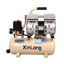 Luft Kompressor Ruhig Öl Freies 550W 1380r/min 8L Für Autoklav Blase Entfernen Maschine und OCA Vakuum Laminieren maschine