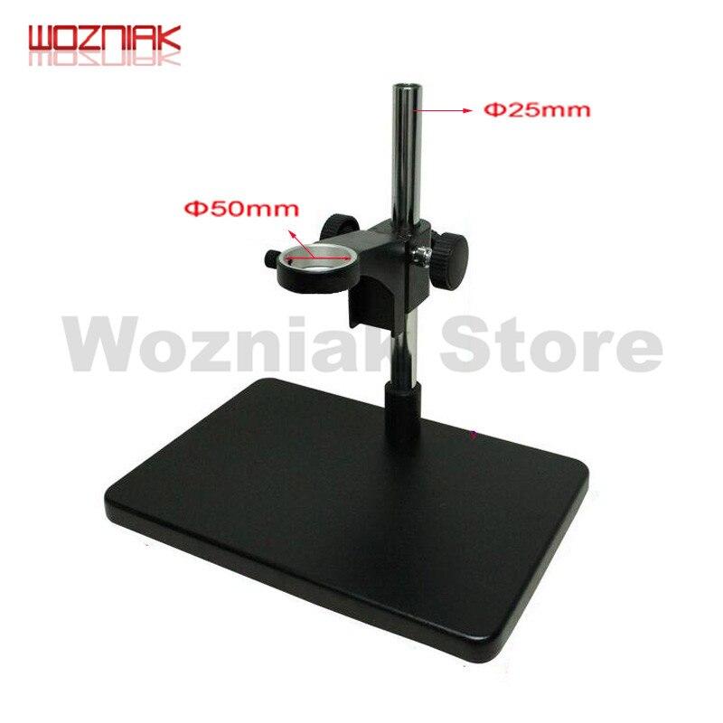 Microscope scaffold XDS-10A Single tube microscope base adjusting bracket + large base