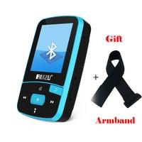 Mini Original RUIZU X50 Bluetooth MP3 Player 8GB Sport Clip MP3 Music Player Support TF SD