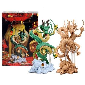 لعبة دراغون بول Z Shenron سيستدعى Shenlong 16 سنتيمتر الخالق x الخالق PVC عمل نموذج الشكل لعبة