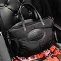 Mujeres del invierno Forman Abajo Bolsa Espacio Bolsa de la Chaqueta de Algodón Acolchado Bolso de Las Señoras Suave Retro Hombro Cruzada Cuerpo Paquete Grande Bolso de mano
