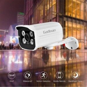 Image 2 - Gadinan Full HD 1080P 2MP 960P 720P Outdoor Bullet Surveillance POE IP Camera ONVIF 2.8mm Wide Angle for Netwrok Camera System