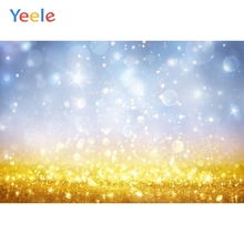 Yeele Gradient Spot Light Bokeh Photography Backdrop Children Photocall Wedding Stage Photographic Background For Photo Studio allenjoy photography backdrop spring grass white flower bokeh green background photocall photographic photo studio