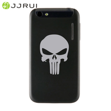 JJRUI Punisher Skull Wall Decal Vinyl Sticker for Laptop/iphone/ipad/tablet/etc (3 sizes/21 colours)