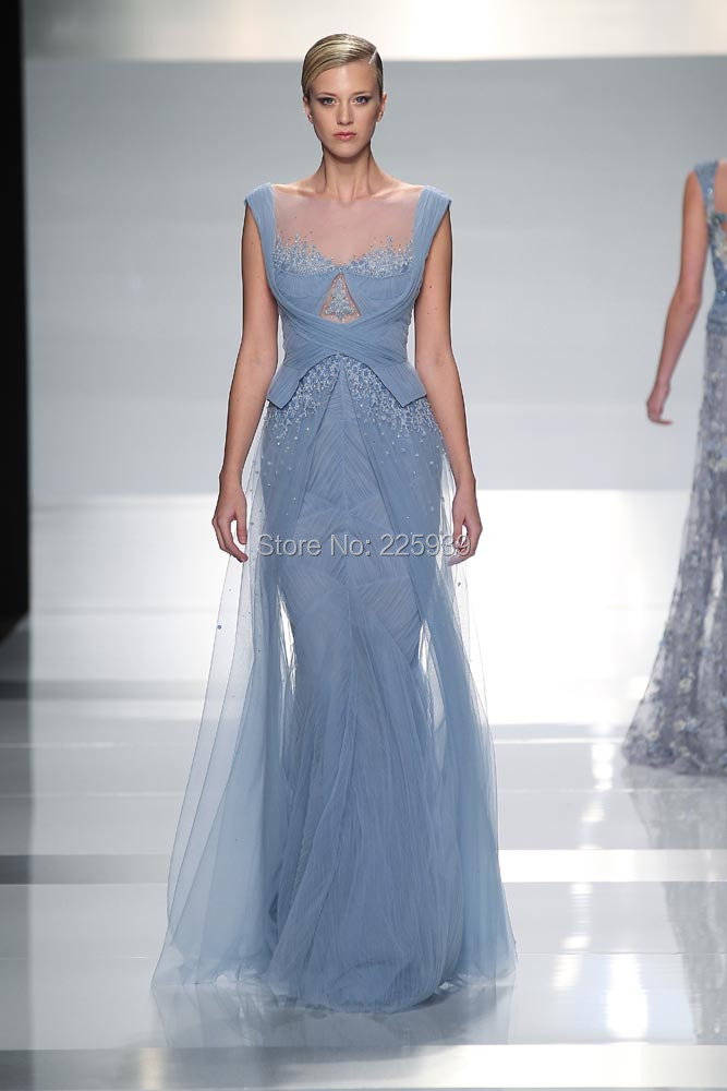 Popular Light Blue Gown-Buy Cheap Light Blue Gown lots from China ...