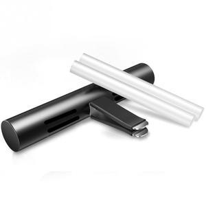 Image 4 - Auto lufterfrischer Auto outlet parfüm lufterfrischer in die auto Klimaanlage Clip Magnet Diffusor solide parfüm Duft