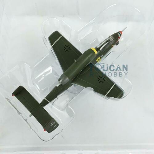 نموذج سهل 36347 1/72 مقياس He.162 يونيو 1945 نموذج طائرة حربية