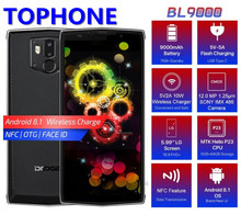 original font b DOOGEE b font BL9000 5 99 HD 9000mAh Smartphone Android 8 1 MTK6763