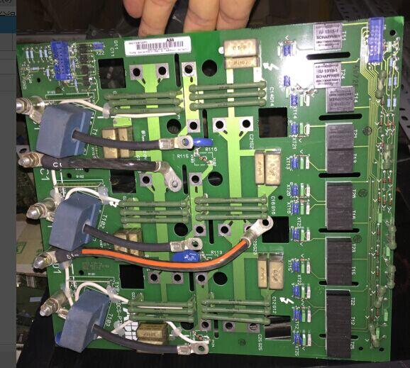 SDCS-PIN-11 DCS500 DC series of trigger board driver board teardown ninety percent new new lp2k series contactor lp2k06015 lp2k06015md lp2 k06015md 220v dc