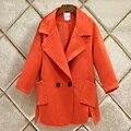 2016 nuevo otoño / primavera maternidad prendas de maternidad chaqueta de embarazo chaqueta prendas de maternidad ropa de lana y blend 16784