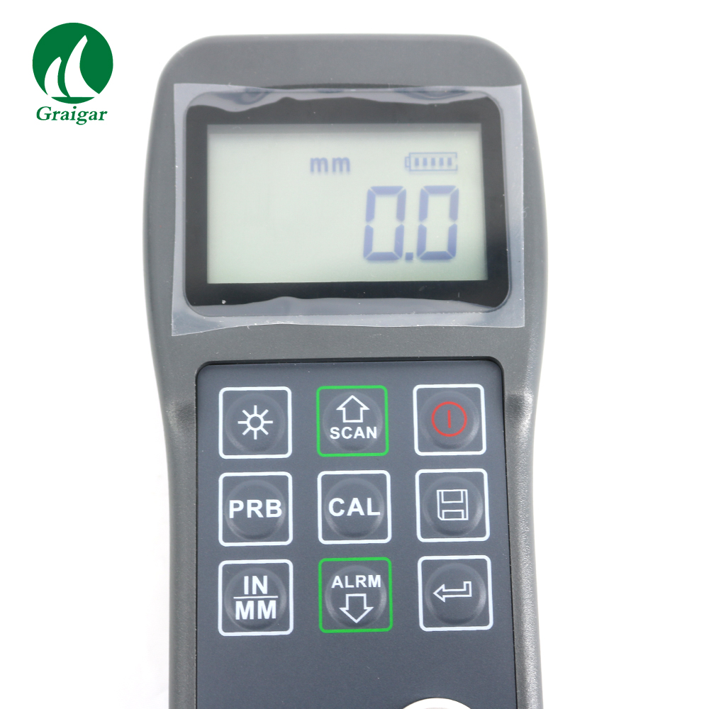 MT150 Ultrasonic Thickness Gauge  thickness Meter/Tester,mt150 ,0.75~300mm Measure Wide Range Of Material