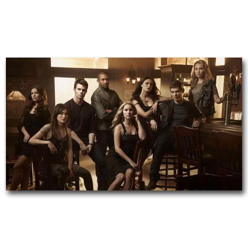 2233A The Originals Season3 - American TV Series-Stiker Dinding Poster Sutra Ringan Kanvas Dekorasi