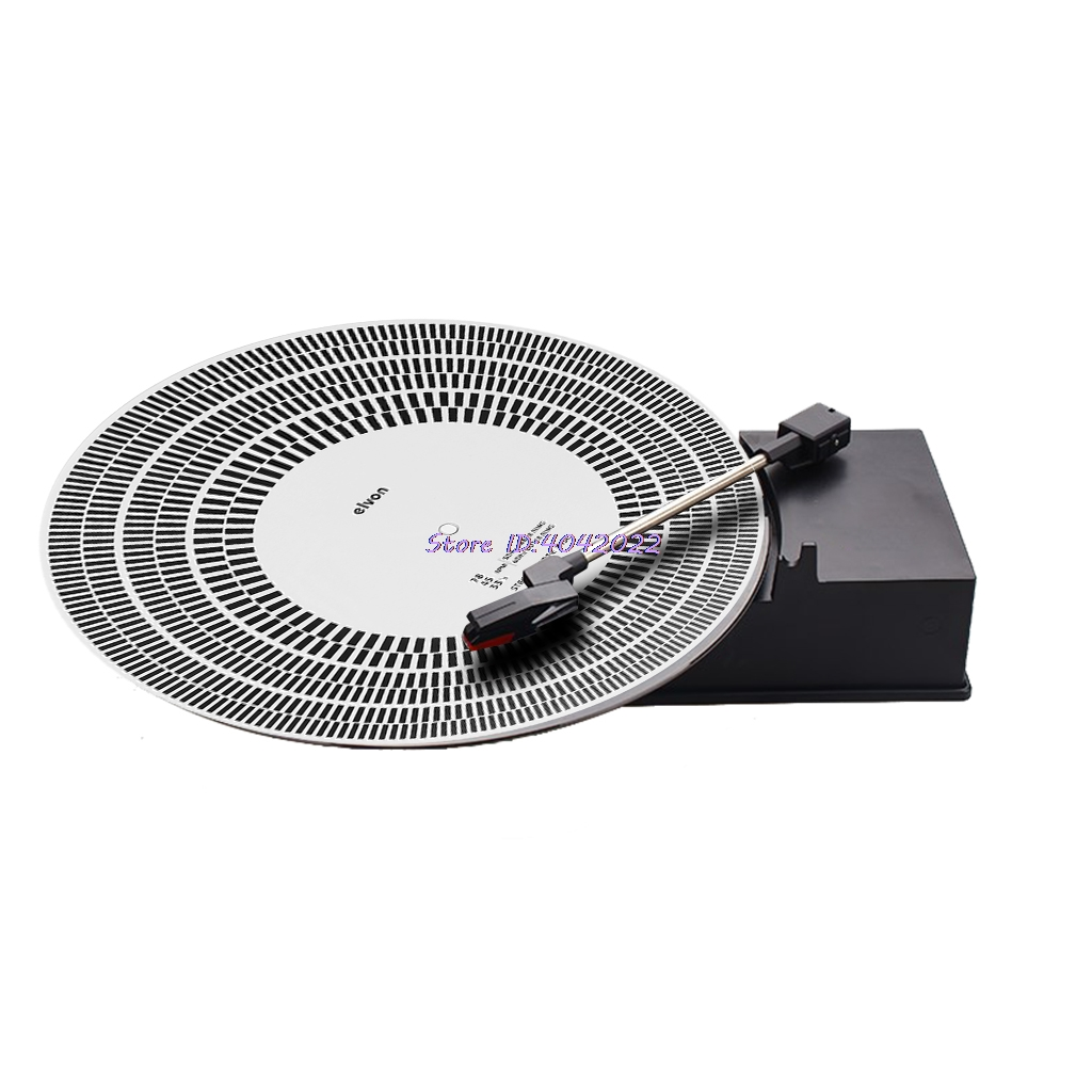 Portable Audio & Video 100% Quality Looptone Anti-static Felt Mat For Turntable Designed For Clear And Live Sound Quality Universal To All Lp Vinyl Record Players