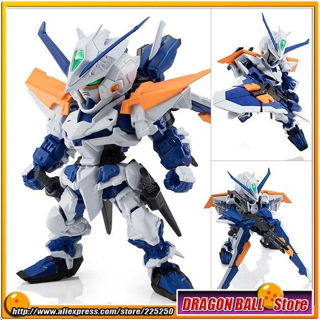 Mobile Suit Gundam SEED Astray Original Bandai Tamashii Nations NXEDGE STYLE Action Figure - Gundam Astray Blue Frame Second L ohs bandai mg 179 1 100 sengoku astray gundam mobile suit assembly model kits