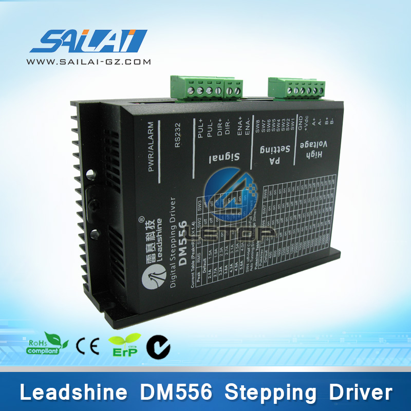 цена на leadshine microstep driver stepper driver DM556