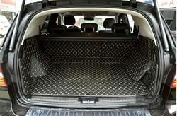 Najlepsze maty! Specjalne maty bagażnika dla Mercedes Benz ML 400 W166 2015 dywaniki z trwałego ładunku dla ML400 2014-2012  darmowa wysyłka