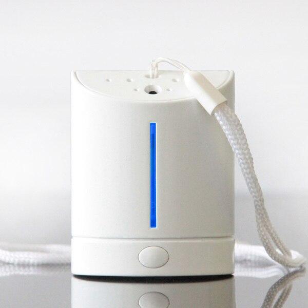 ФОТО 1pcs DC4V sterilization filter PM2.5 usb personal ionizer air purifier