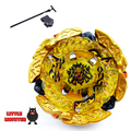 1pcs Beyblade Metal Fusion 4D set BB99 Hell Kerbecs BD145DS kids game toys children Christmas gift with Launcher