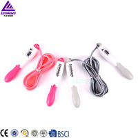 Electronic counting rope skipping and men's 3m PVC material rope # suitable for adult children skipping for entertainment class