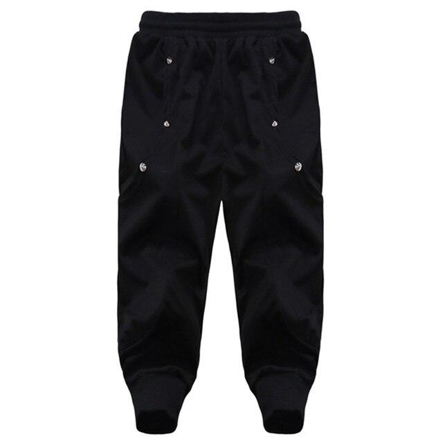 Бренд мужские бегунов Hip Hop тощие камуфляжные брюки военные бегунов мода шаровары мужчины кататься штаны