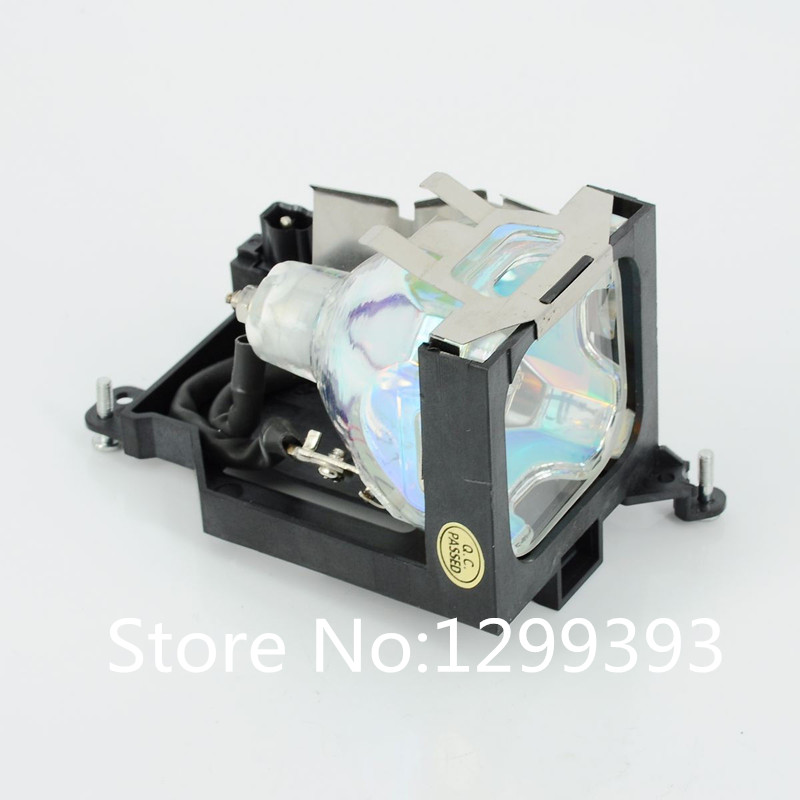 LV-LP23  for CANON LV-S4  Compatible Lamp with Housing   Free shipping