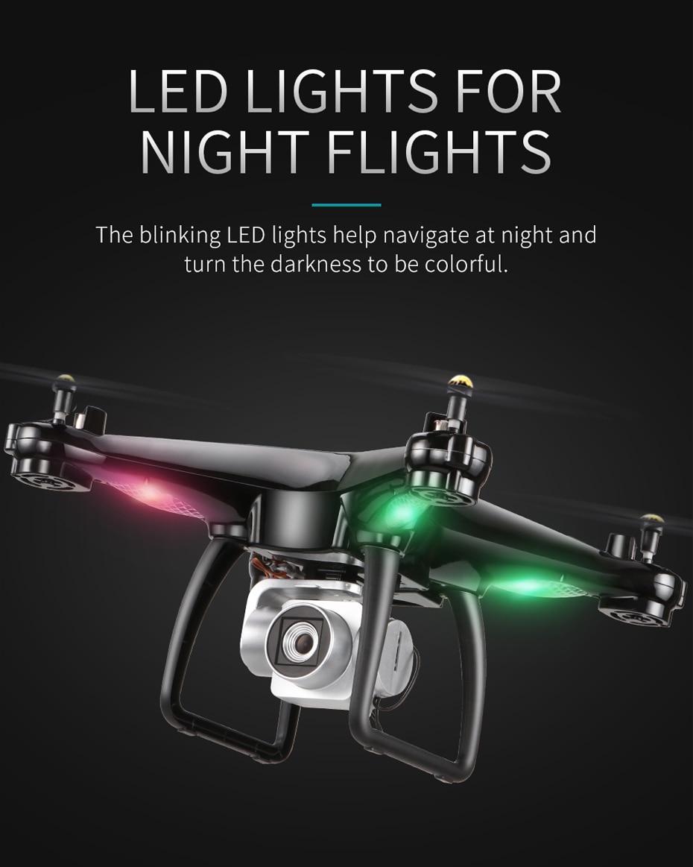 16 Drone 5G Wifi VS H68 Camera 1080P HD