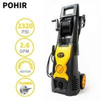 POHIR 2320 PSI 2 6 GPM Pressure Washer Garden Cleaning Machine Car Wash High Pressure Cleaner