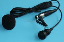 TA3F Pro Clip-On Lavalier Condenser Microphone For AKG(Samson) 3 Pin Black AKG-B002 гарнитура akg y50 black