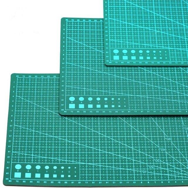 ПВХ Polymer Clay DIY Скульптуры Лепить Вырезать Резьба Резки Пластины Борту Платформы формата a4