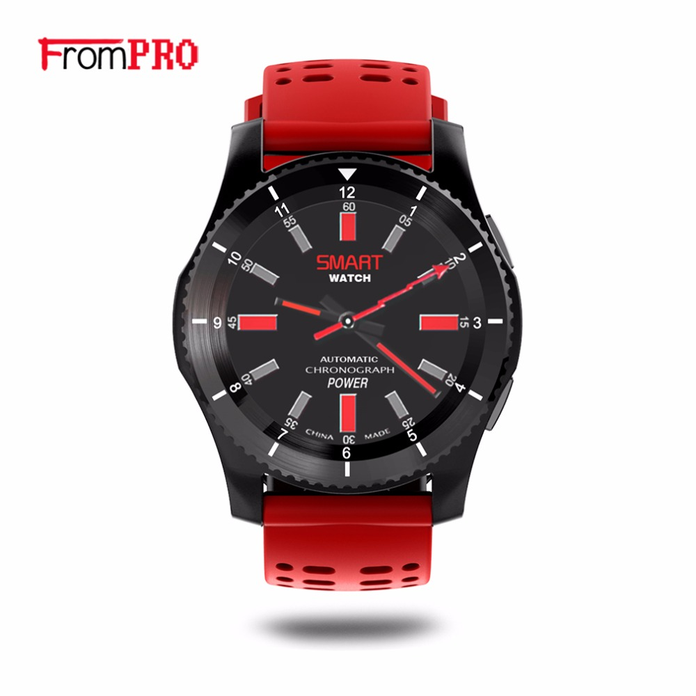 GS8 1.3 inch Bluetooth Smart <font><b>Watch</b></font> <font><b>Sport</b></font> Wristwatch With Heart Rate Monitor <font><b>Pedometer</b></font> <font><b>Support</b></font> <font><b>SIM</b></font> Card For iOS Android Phone