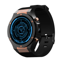 Men's smart watch 2018 sports phone card GPS positioning WiFi Bluetooth heart rate monitoring women's mobile watch H2