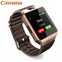 Cawono DZ09 Smartwatch Bluetooth Smart Watch Relogio Watch Android Phone Call SIM TF Camera For IOS