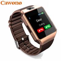 Cawono DZ09 Smartwatch Bluetooth Smart Watch Relogio Watch Android Phone Call SIM TF Camera For IOS