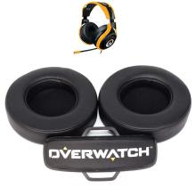 цены Replacement Ear pads cushion sponge headband foam earpad for Razer ManO'War 7.1 / Overwatch Tournament Edition headphone headset