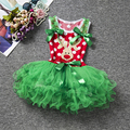 Baby Girls Christmas Clothing Red Santa Costume Toddler Outfits Princess Dress Tutu Children Infant Party Girls Dress rapunzel