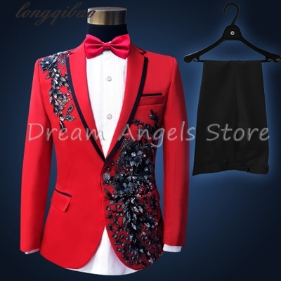 Fashion Gentleman Style Custom Made Boy S Suits Tailor