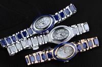 MELISSA настоящий керамический женский браслет часы бренд Vogue Девушки платье наручные часы кварцевые Relojes овальные винтажные женские часы