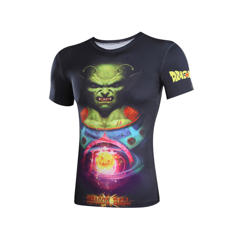 7801723c7843 new Summer Cartoon tshirts Men Women Anime Camiseta Dragon Ball funny Print 3d  t shirt