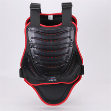 JIAJUN Off-Road Racing Body Armor Waistcoat Motorcycle Riding Protection Jacket Vest Chest Protective Gear Elbow Pads