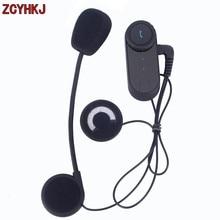 New Bluetooth Intercom 3 Riders 800M Helmet Comunicador Capacete Motorcycling Bluetooth Headset Moto Interphone FM Radio