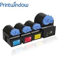 Printwindow 4X/Set CMYK Compatible Toner Cartridge NPG35 for Canon iR C2550I 2880I 3080I 3580I 3380I 3480 3480I