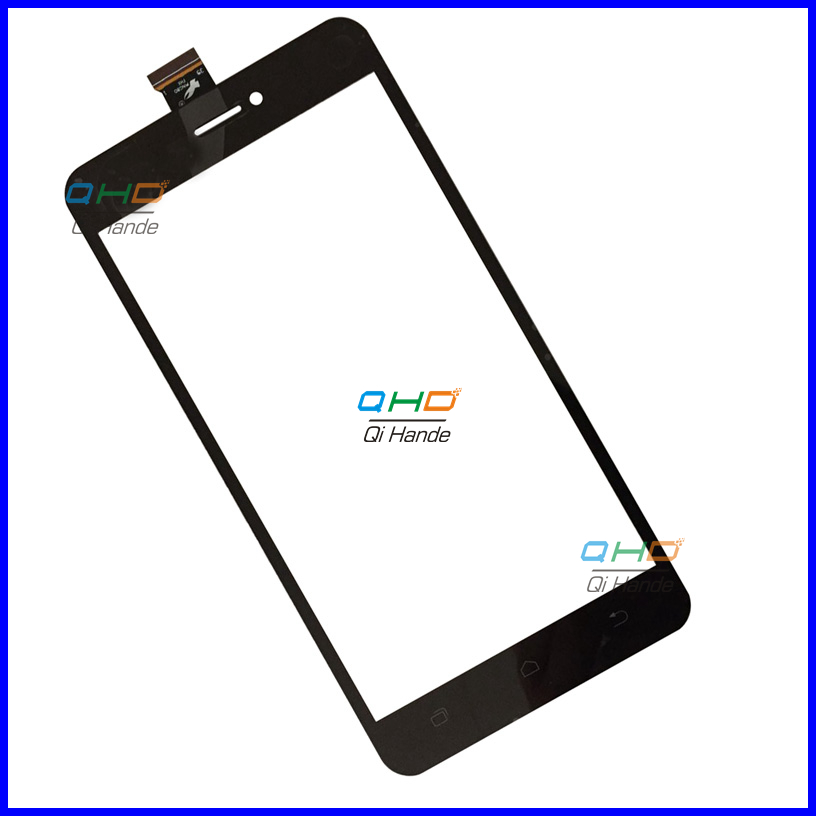 Black New Touch Screen For 5.5 Sencor element P5501 Phablet Touch panel Digitizer Sensor Replacement Free Shipping original digitizer touch screen panel glass sensor for 4 7 sencor element p470 free shipping