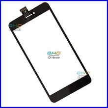 """Negro Nueva Pantalla Táctil De 5.5 """"elemento Sencor P5501 Phablet panel Táctil Digitalizador Del Sensor de Reemplazo Del Envío Libre"""