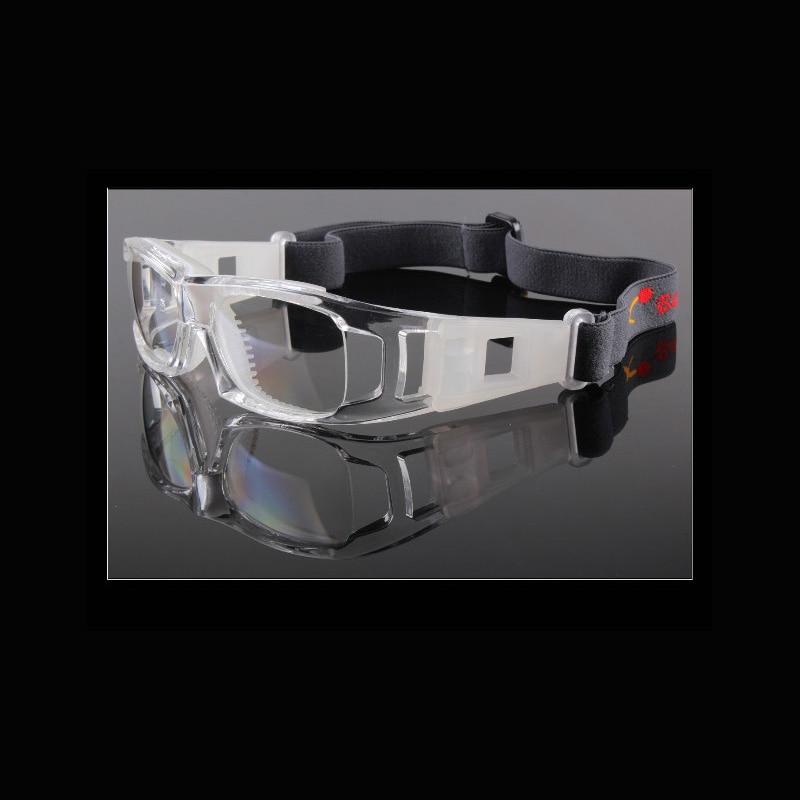 Männer Basketball Fußball Augenschutz Brille Brillen Myopie Rahmen - Radfahren - Foto 5