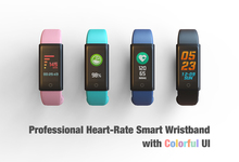 2018 USB Passometer Smart watch with Touch Screen Support Blood Pressure Heart Rate Bluetooth smartwatch for Android IOS Phone