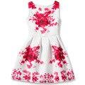 Miqi varejo vestido da menina do bebê my little pony algodão verão criança vestido da menina desgaste garoto roupas crianças vestido bebê menina roupas