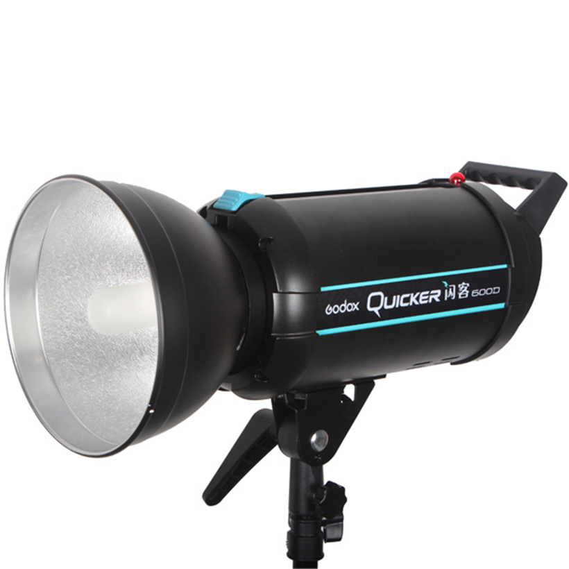 Photography 600W High-speed Flash Studio Strobe Photography GODOX Quicker 600 220v-240vPhotography 600W High-speed Flash Studio Strobe Photography GODOX Quicker 600 220v-240v