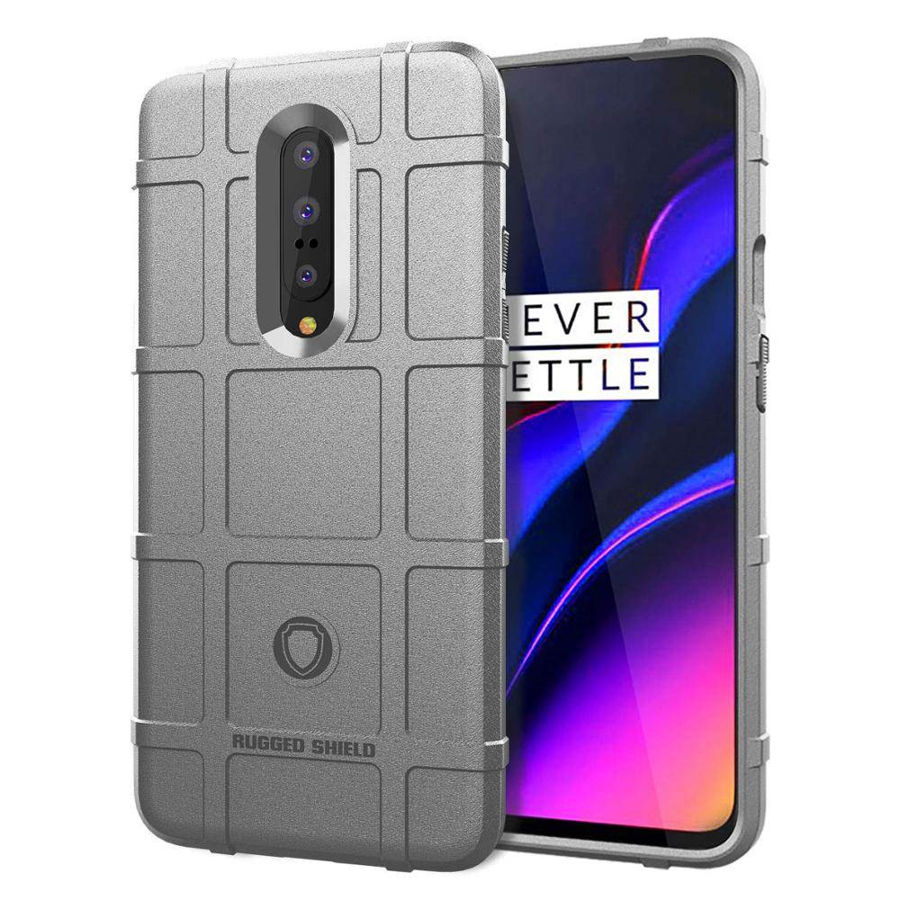 Image 4 - Conelz For Oneplus 7 Pro Case TPU Case Cover Shockproof Amor Case Rugged Shiled Case for Oneplus 7 6T-in Half-wrapped Cases from Cellphones & Telecommunications