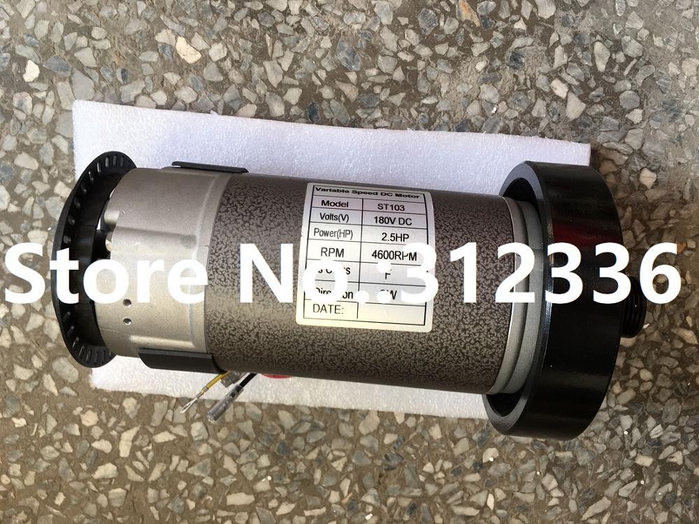 Snelle Verzending 2.5HP 180 V DC motor B = 45mm of 65mm pak voor loopband model Universele motor SUA Brother OMA Familie-in DC Motor van Woninginrichting op title=
